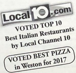 Voted Best of Weston
