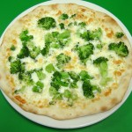 Mini Broccoli Pizza (Gormet)