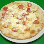 Mini Hawaiian Pizza (Gormet)