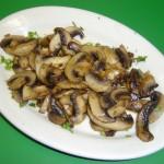 Side of sauteed Mushrooms