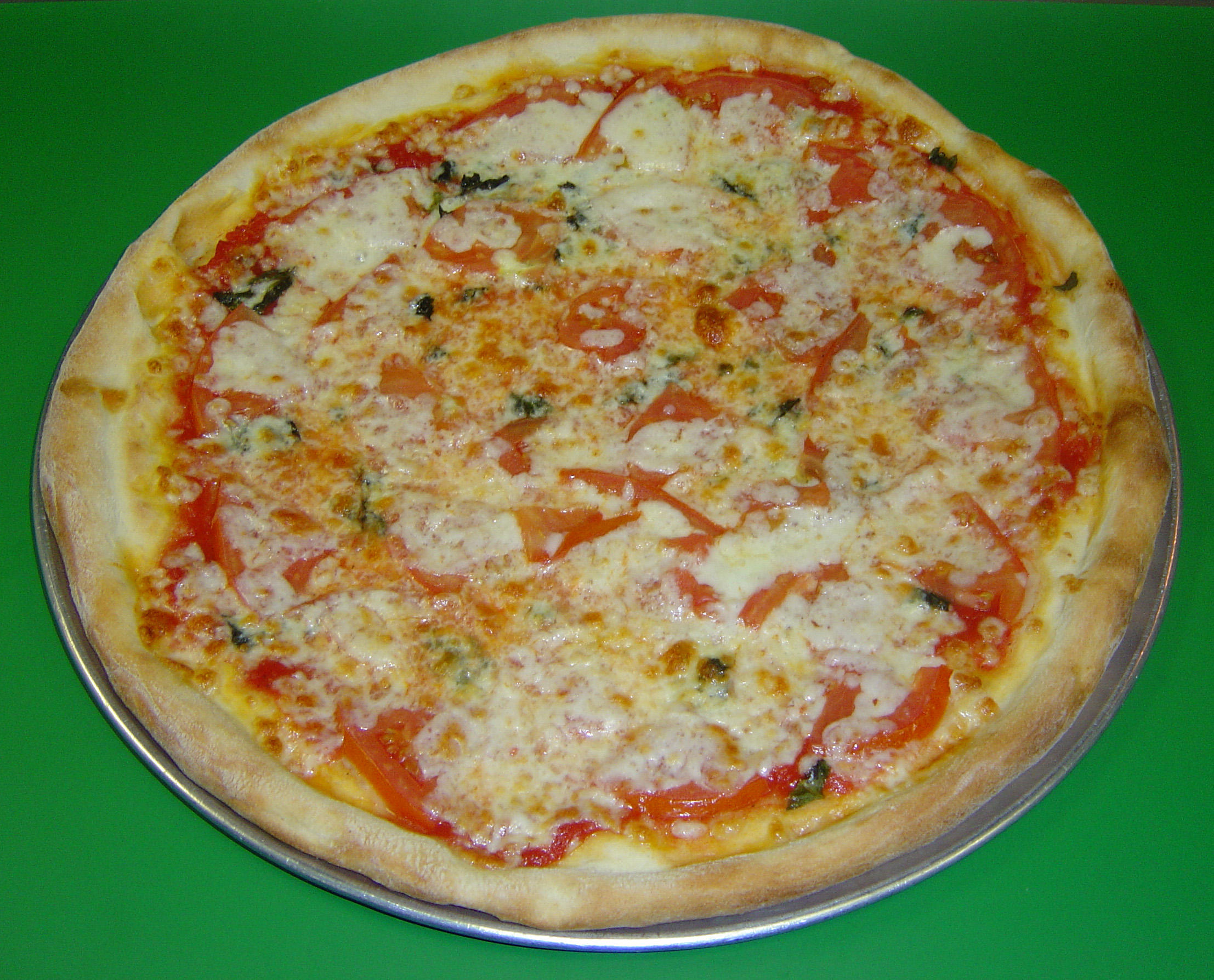 Large Margherita (red)